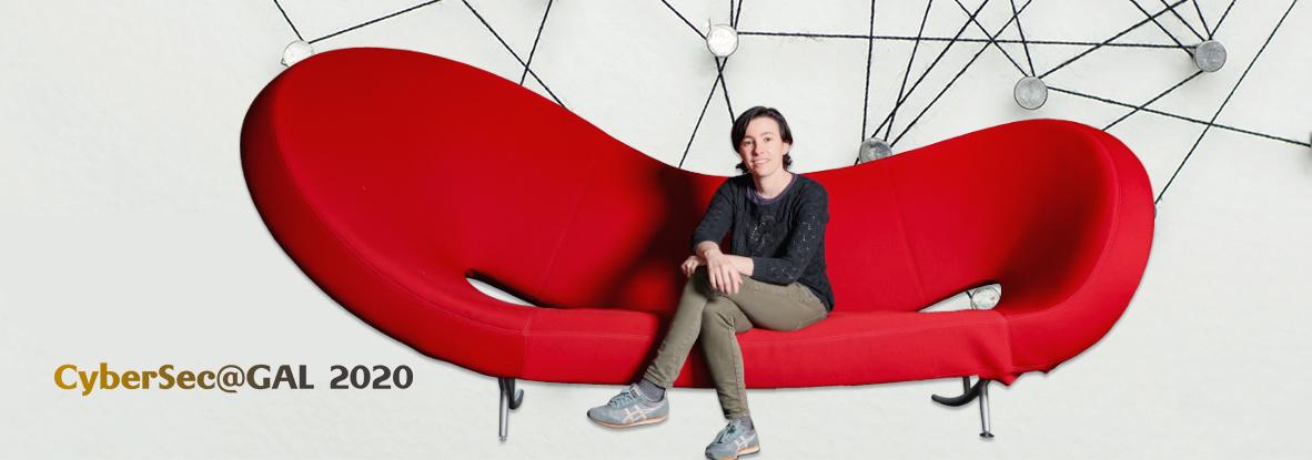 Carmela Troncoso, la investigadora gallega 'influyente' que lidera la app RadarCOVID